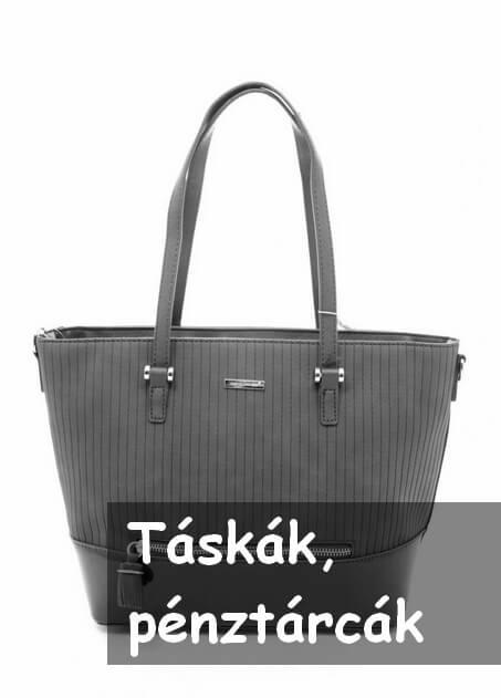 David Jones, Enrico Benetti, Via 55 és egyéb márkás, egyben kiváló minőségű bőr táskák és pénztárcák