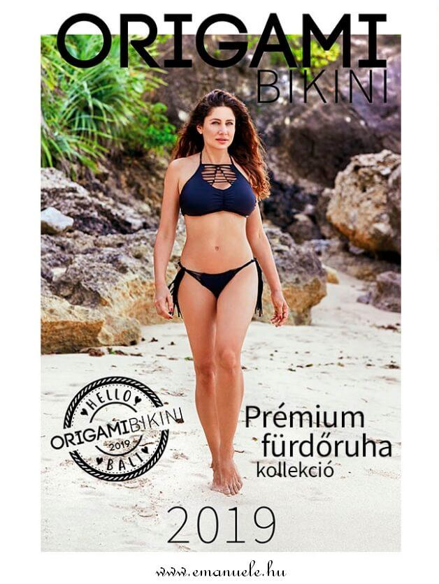 Origami Bikini 2019, bikini, fürdőruha, tankini