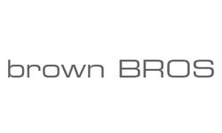 Brown Bros köntös, pamut pizsama, hálóing