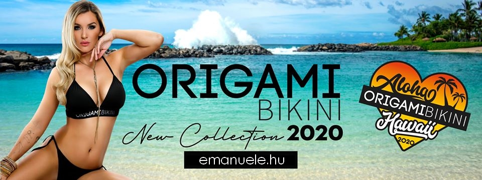 Origami Bikini 2020 Dunaharaszti üzlet